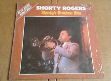 Shorty Rogers - Shorty`s Greatest Hits.West Coast Jazz. RCA LP EX/EX