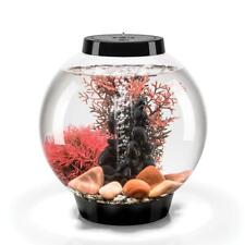 biOrb CLASSIC Aquarium with All Decor and Accessories Included - White LED Light