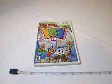 101-in-1 Party Megamix (Nintendo Wii, 2009) MARKS video game Everyone ESRB ATLUS