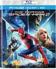 Amazing Spider-Man 2 Blu-ray 3D