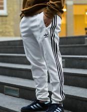 adidas M White Pants for Men for sale | eBay