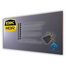 HiViLux Zero-Rahmenleinwand für UST-Beamer HiViPrism HDR/ HC/ 265x149cm/120Zoll