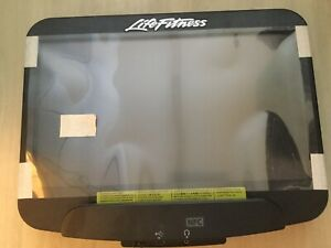 "Life Fitness Discover SE3 Tablet  Console 21"" to fit treadmill Ex Con"