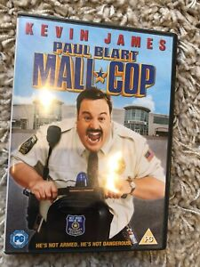 Paul Blart Mall Cop on DVD starring Kevin James