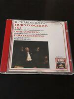Strauss: Concert For Horn 1 & 2, Concerto For Oboe Etc Rudolf Kempe - CD