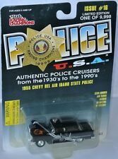 Racing Champions police #16 - 1955 Chevy Bel Air * Idaho State Police * - 1:64