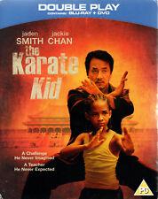The Karate Kid : Jackie Chan (Blu-ray, 2010, 2-Disc Set) NEW & SEALED