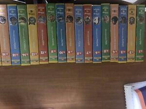 Walt DISNEY - il Magico Mondo degli ANIMALI 1/26 - LOTTO 17 VHS De Agostini
