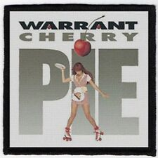 WARRANT PATCH / SPEED-THRASH-BLACK-DEATH METAL