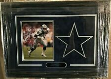 Michael Irvin Dallas Cowboys Autographed Picture Custom Framed