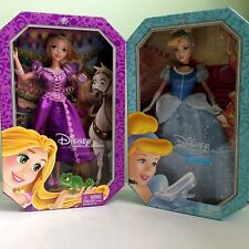 DISNEY SIGNATURE COLLECTION - RAPUNZEL AND CINDERELLA ..New