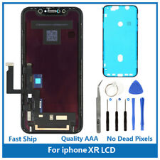 iPhone XR Replacement 3D Touch Screen LCD Digitizer Display Assembly with Tools