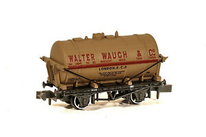 Peco N Gauge Walter Waugh Tank Wagon Limited Edition - Brand New