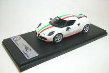 Alfa Romeo 4C Safety Car Moscow Edition 2013 (Matt White Metallic)