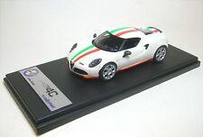 Alfa Romeo 4C Safety Car Moscow Edition 2013 (matt white metallic)