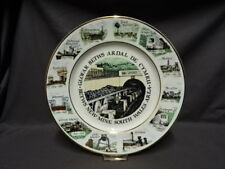 Collectable South Wales Area Mining Plate - Betws New Mine