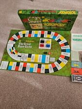 Vintage Waddingtons Totopoly Board Game, Horse Racing Game 1978