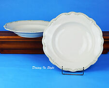 Rosenthal Continental, Pompadour, Set of 2 Soup Bowls, NEAR MINT! R498 Selb