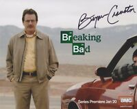 Bryan Cranston HAND Signed 8x10 Photo, Autograph, Breaking Bad Walter White