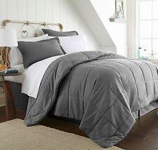 iEnjoy Home Collection Ultra Plush Premium Down Alternative Comforter Queen
