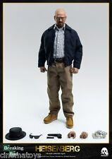 Breaking Bad Heisenberg Walter White 16 Scale Action Figure Threezero Sideshow