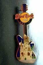 HRC Hard Rock Cafe Berlin Kaiser Wilhelm Church Guitar 2005 LE1000