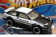 2013 Hot Wheels #23 Night Burnerz Toyota Corolla AE-86