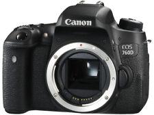 Canon EOS EOS 760D 24.2MP Digitalkamera - Schwarz (Nur Gehäuse)