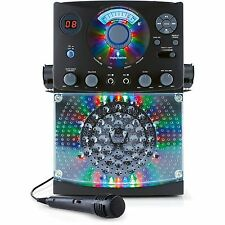 Karaoke Machine For Kids Amplifier Portable Bluetooth Software CD Player System