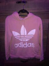 Adidas Trefoil Hoodie Pink small Unisex