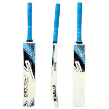 Zeepk Tennis Tape Ball Cricket Bat Full Size Hand Made Kashmir Willow Kharaak
