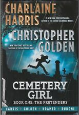 Cemetery Girl, Book One: The Pretenders by Charlaine Harris (2014) HC/DJ 1ST/1ST