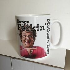 Mrs Browns Boys Happy Feckin Mothers Day Gift Mug Present Mum Gran Cup Tea