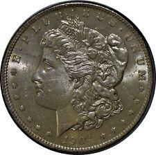 1904 O Morgan Dollar