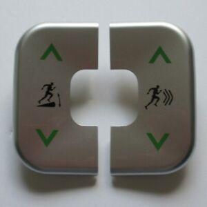 Precor D-Pad Replacement Paddle Set ( 2 pcs.) for Elliptical