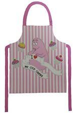 Grembiule cucina rosa Barbapapà - I love my cupcakes *09948