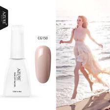 Azure 12ML 120 Colors Gel Nail Polish Nude Art UV Soak Off Manicure Top Grade