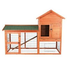 TRIXIE Pet Products 62332 Rabbit Hutch with Outdoor Run NEW
