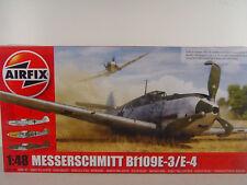 Messerschmitt Bf 109 E - 3/E-4 - Airfix Flugzeug  Bausatz 1:48 -  09186  #E