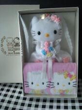 2001 Sanrio Japan Authentic WEDDING towel Hello Kitty Daniel Doll Plush rare new