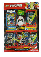 Lego® Ninjago™ Serie 5 Trading Card Game -  Multipack mit LE6 Digi Jay
