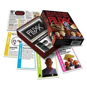 Star Trek Deep Space Nine Fluxx Card Game Looney Labs ST:DS9  LOO-098 9