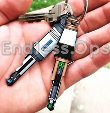 Doctor Who Sonic Screwdriver blank key kw1/kw10