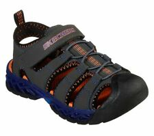 Skechers | Klassische Sandalen | Sandalen ZOTEX Grau | Schuhkay
