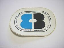 Vecchio Adesivo da Collezione /Old Sticker GUANTO TREEMME (cm 7,5 x 5,5) a