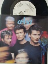 """A-HA ~ You Are The One REMIX ~ 7"""" Single PS"""