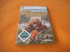 Cabelas Dangerous Adventures XBox 360