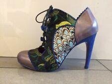 Poetic Licence By Irregular Choice Halston High Stiletto Heel Shoes EU 42 UK 8