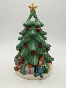 NEW Goebel Hummel Christmas Tree Votive Tea Light