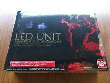 Gundam PG 1/60 RX-0 Unicorn LED Unit Bandai [ Body not included ] (READ)